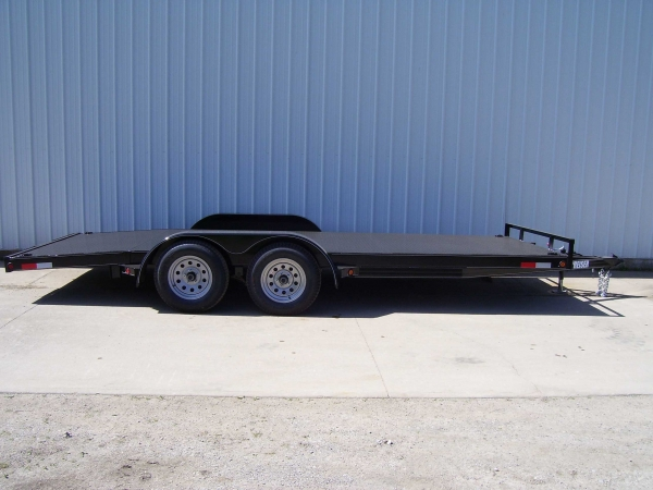 Model DCH 18' 7000 GVWR Diamond Deck Car Hauler